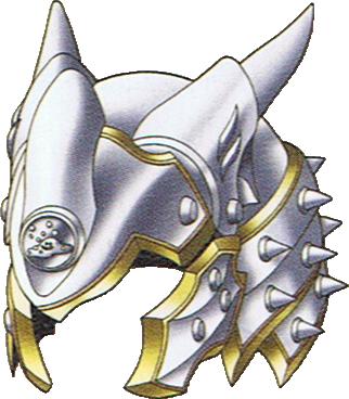 DQIX - Liquid metal helm