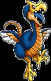 DQVII3DS - Anarchaeopteryx