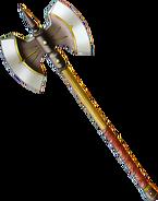 DQVIII - Battle axe