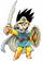 Hero/Heroine (Dragon Quest III)
