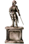 Statue of Angelo