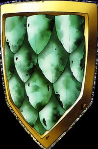 DQVIII - Scale shield