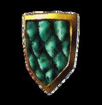 Dragon Quest 8 - Scale Shield