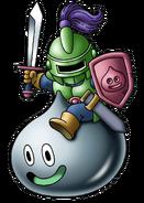 Metal slime knight