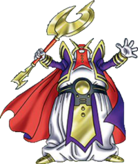 DQVII3DS - Demon deacon