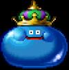 DQXI - King slime 2D