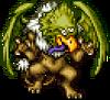 DQXI - War gryphon 2D