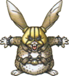 DQX - Robber rabbit