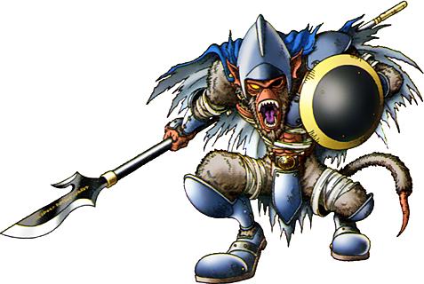 monkey zombie dragon quest wiki fandom powered by wikia