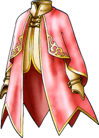 DQVIII - Angel's robe