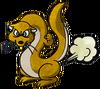 Funky ferret