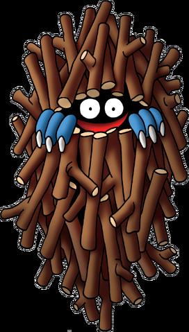 File:DQIVDS - Bagworm.png