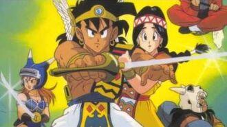 Dragon Quest Yuusha Abel Densetsu OST- 3 The Birth