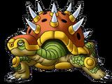 Armoured wartoise
