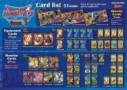 Scan Battlers season 1 cards