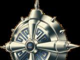 Liquid metal shield