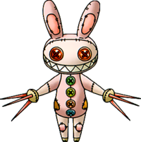 DQX - Needle rabbit