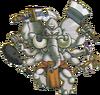 DQX - Evil ganesha