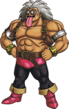 DQXI - Abominable showman