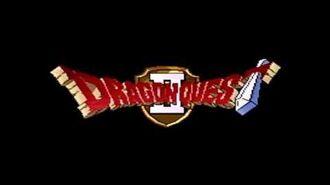 ドラゴンクエストⅡ この道わが旅 SFC ドラクエ2 BGM