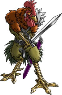 DQVIII - Cockateer
