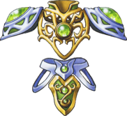 DQVII3DS - Sacred armour