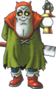 DQMTW3D - Wight watchman