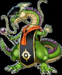 DQXI - Professaurus