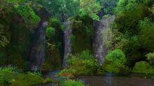 Cobblestone Falls