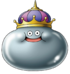 Metal king slime