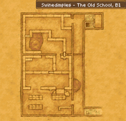 Swinedimples Academy Old School - B1