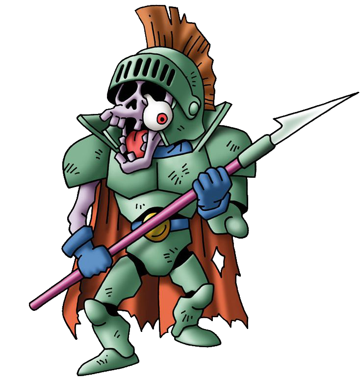 Dragon Quest Wikipedia: がいこつへい