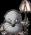DQVIII - Michievous mole