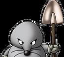 Mischievous mole