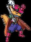 DQVIII - Fencing fox