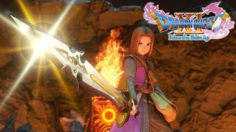 "DRAGON QUEST XI – ""The Legend of the Luminary"" (E3 2018 Trailer)"