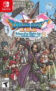 Dragon Quest XI S NA cover