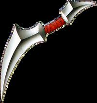 DQVIII - Edged boomerang