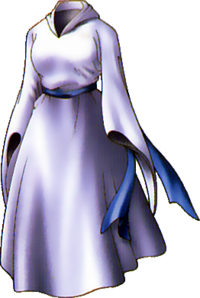 DQVIII - Silk robe