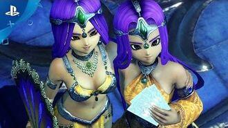 Dragon Quest Heroes II - Meet the Heroes, Part V Meena & Maya PS4