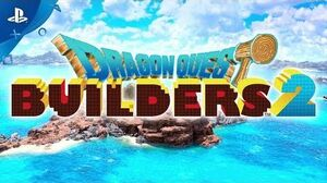 Dragon Quest Builders 2 – E3 2019 Trailer PS4