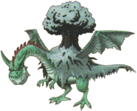 Snow Elder Dragon