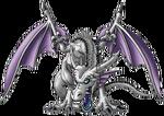 DQVIII - Silver dragon