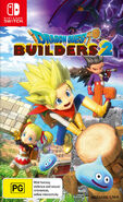 Dragon Quest Builders 2 Switch au