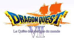 Dragon Quest VII logo fr