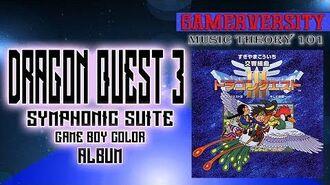 Dragon Quest 3 Symphonic Suite GBC