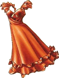 DQVII3DS - Party dress