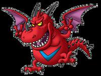 DQM2ILMMK - V dragon