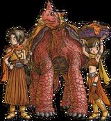 Hero/Heroine (Dragon Quest X)