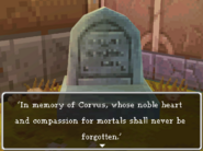 Corvus grave